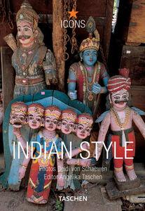 Foto Cover di Indian style. Ediz. italiana, spagnola e portoghese, Libro di Angelika Taschen, edito da Taschen