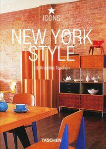 Foto Cover di New York style. Ediz. italiana, spagnola e portoghese, Libro di Angelika Taschen, edito da Taschen