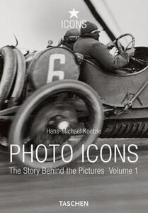 Photo icons. Vol. 1 - Hans-Michael Koetzle - copertina