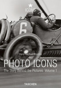 Libro Photo icons. Vol. 1 Hans-Michael Koetzle