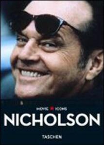 Jack Nicholson. Ediz. illustrata - copertina