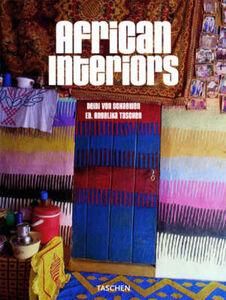 Libro African interiors. Ediz. multilingue Laurence Dougier