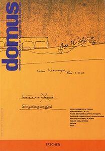 Foto Cover di Domus. Ediz. italiana e inglese. Vol. 8, Libro di  edito da Taschen