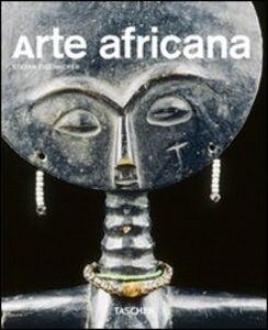 Libro Arte africana
