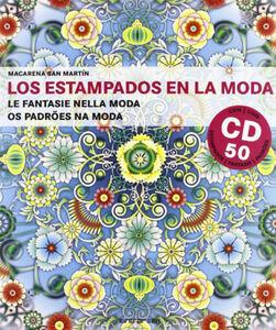 Libro Fashion, patterns & applications. Con CD-ROM. Ediz. italiana, spagnola e portoghese