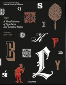 Type. Ediz. italiana, spagnola e portoghese. Vol. 2 - Cees W. De Jong - copertina