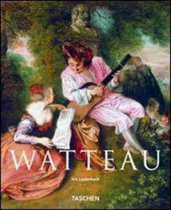 Foto Cover di Watteau, Libro di Iris Lauterbach, edito da Taschen