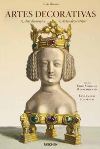 Decorative arts from the Middle Ages to Renaissance. Ediz. italiana, spagnola e portoghese