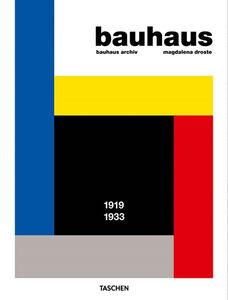 Foto Cover di Bauhaus, Libro di Magdalena Droste, edito da Taschen