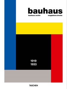 Libro Bauhaus Magdalena Droste