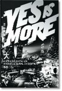 Yes is More. An Archicomic on Architectural Evolution - cover