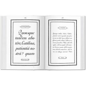 Foto Cover di Giambattista Bodoni. Il manuale tipografico completo, Libro di Stephan Füssel, edito da Taschen 3