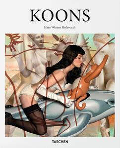 Koons. Ediz. illustrata - Hans Werner - copertina