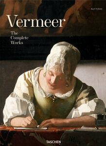Foto Cover di Vermeer. L'opera completa, Libro di Karl Schütz, edito da Taschen 0