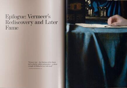 Foto Cover di Vermeer. L'opera completa, Libro di Karl Schütz, edito da Taschen 1
