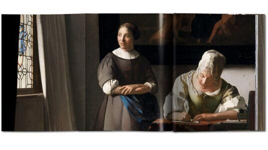 Foto Cover di Vermeer. L'opera completa, Libro di Karl Schütz, edito da Taschen 2
