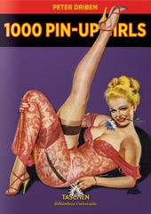 1000 Pin-up Girls. Ediz. francese, inglese e tedesca
