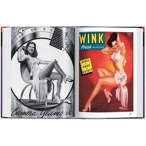 Libro 1000 Pin-up Girls. Ediz. francese, inglese e tedesca  2