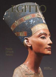 Egitto. Popolo, divinità, faraoni. Ediz. illustrata - Rose-Marie Hagen,Rainer Hagen - copertina