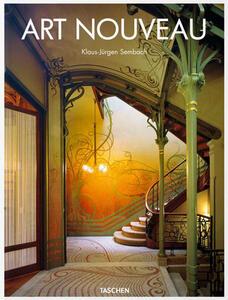 Art nouveau. Ediz.italiana - Klaus-Jürgen Sembach - copertina