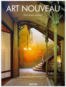 Foto Cover di Art nouveau. Ediz.italiana, Libro di Klaus-Jürgen Sembach, edito da Taschen 0