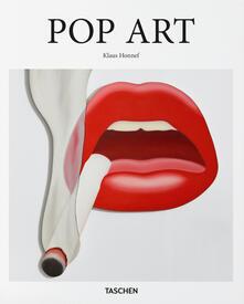 Pop Art - Klaus Honnef - cover
