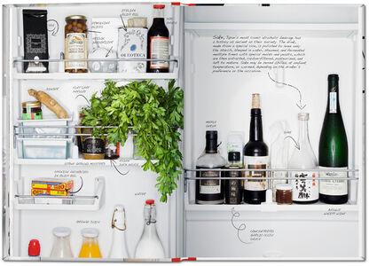 Foto Cover di Inside chefs' fridges, Europe. I grandi chef aprono il frigo di casa, Libro di Carrie Solomon,Adrian Moore, edito da Taschen 2