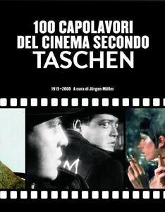 Foto Cover di 100 capolavori del cinema secondo Taschen, Libro di  edito da Taschen