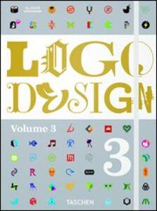Libro Logo design. Ediz. italiana, spagnola e portoghese. Vol. 3