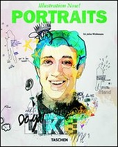Illustration now! Portraits. Ediz. italiana, spagnola e portoghese