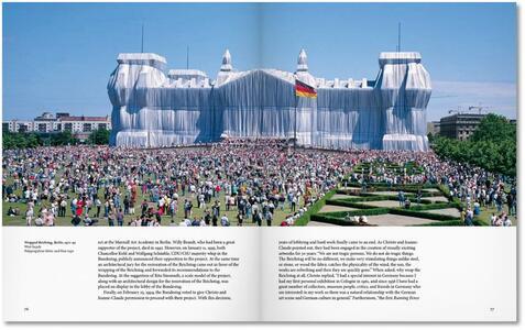 Christo e Jeanne-Claude. Ediz. italiana - Jacob Baal-Teshuva - 9