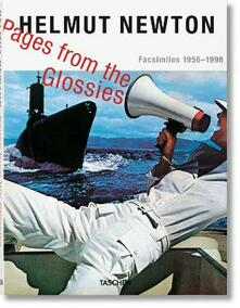Collegiomercanzia.it Helmut Newton. Pages from the glossies. Ediz. inglese, francese e tedesca Image