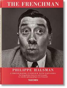Philippe Halsman. The Frenchman - cover