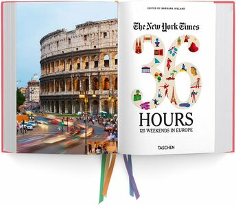 Libro The New York Times, 36 hours: Europe Barbara Ireland 2