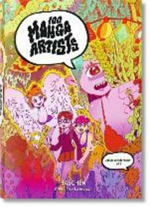 100 manga artists - copertina