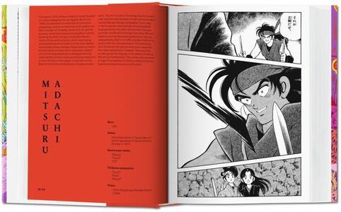 100 manga artists - 2
