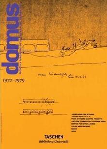 Equilibrifestival.it Domus (1970-1979). Ediz. inglese, francese e tedesca Image