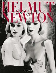 Libro Helmut Newton. Work. Ediz. italiana, spagnola e portoghese Françoise Marquet , Manfred Heiting 0