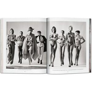 Libro Helmut Newton. Work. Ediz. italiana, spagnola e portoghese Françoise Marquet , Manfred Heiting 3