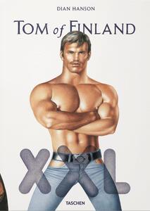 Tom of Finland XXL. Ediz. inglese, francese e tedesca - Dian Hanson - copertina