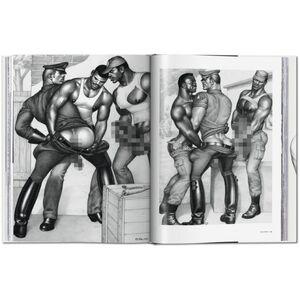 Libro Tom of Finland XXL. Ediz. inglese, francese e tedesca Dian Hanson 1