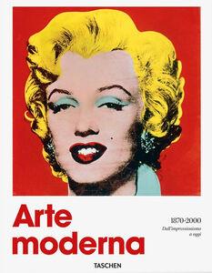 Libro Modern art Hans Werner Holzwarth