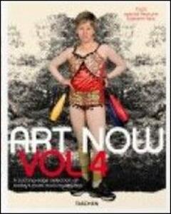 Art now! Ediz. italiana, spagnola e portoghese. Vol. 4 - copertina