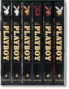 Playboy. Ediz. illustrata - Hugh M. Hefner - copertina
