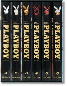 Foto Cover di Playboy, Libro di Hugh Marston Hefner, edito da Taschen