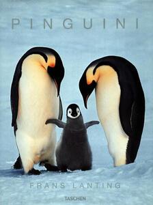 I pinguini. Ediz. illustrata - copertina