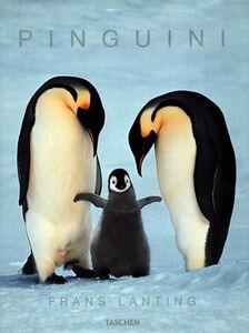 Foto Cover di I pinguini, Libro di  edito da Taschen