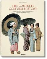 Costume history racinet francoise tetart vittu libro for Indirizzi universitari moda