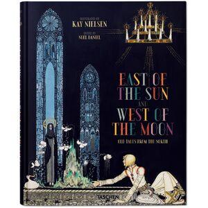 Foto Cover di Kay Nielsen. East of the sun, west of the moon, Libro di Noel Daniel, edito da Taschen 1