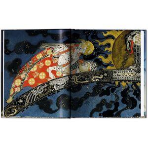 Foto Cover di Kay Nielsen. East of the sun, west of the moon, Libro di Noel Daniel, edito da Taschen 3